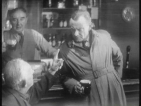 John Robinson in Quatermass II (1955)
